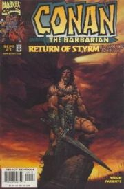 Conan The Barbarian: Return Of Styrm